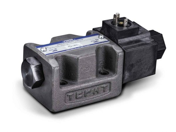 cetop 5 direction control valve 2 position with spring return