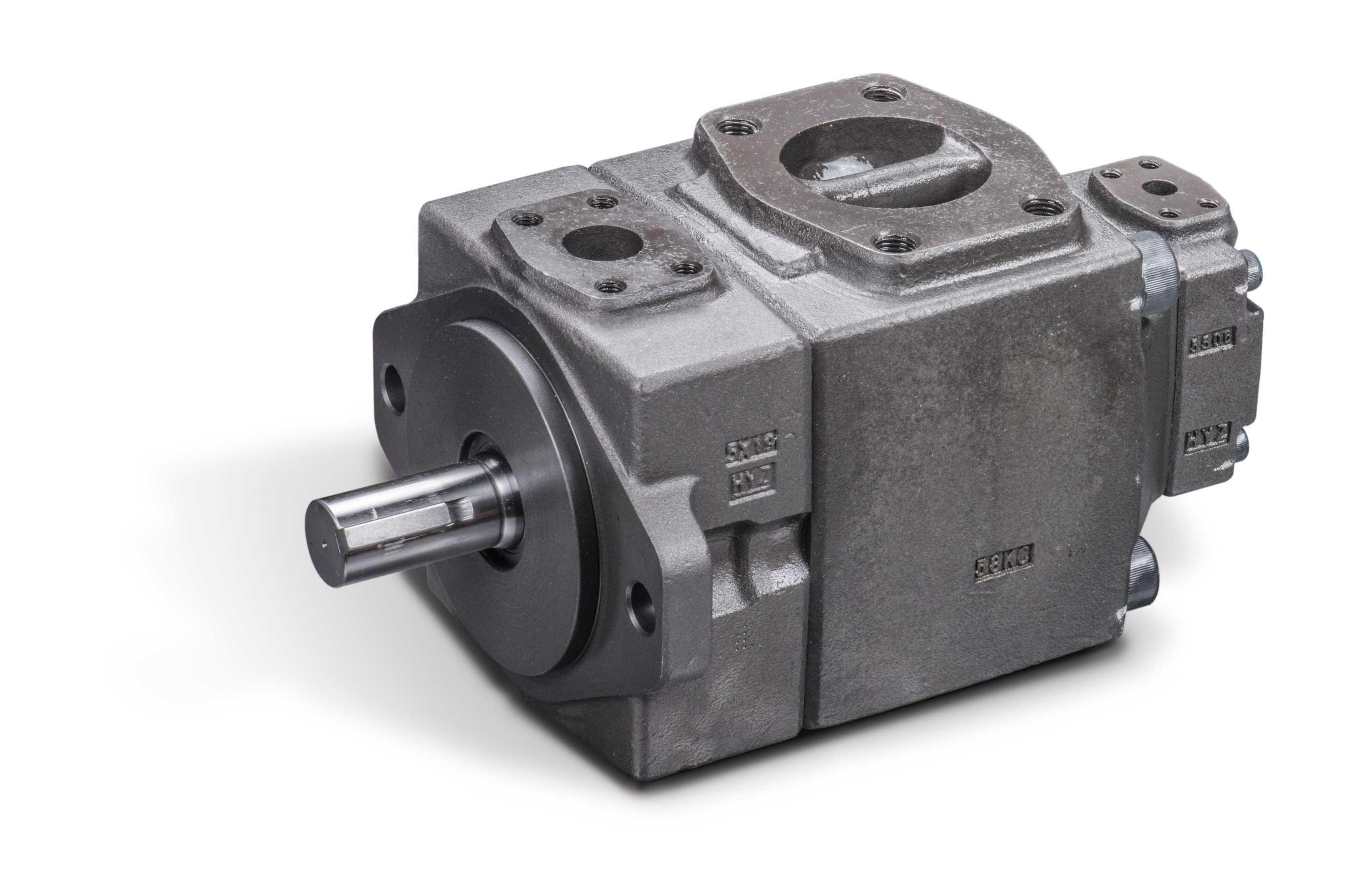 Fixed Displacement Vane Pumps - PV2R12 Double Vane Pumps
