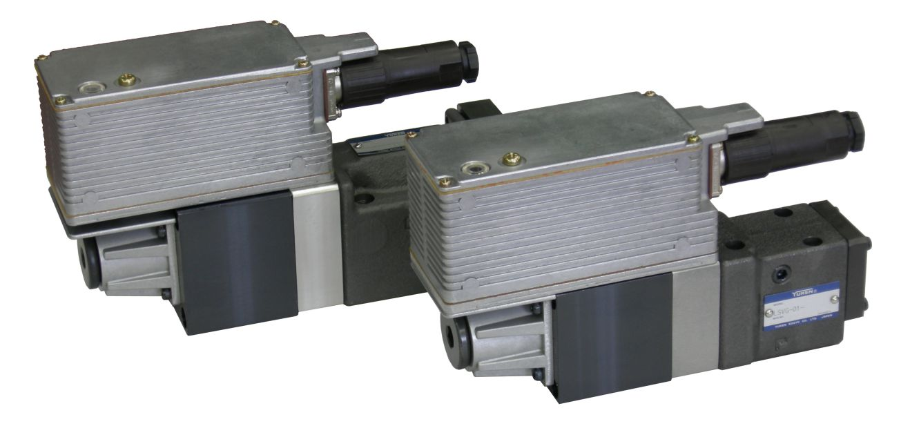Cetop 3 (NG6) OBE Type Direct Operated Linear Servo Valves