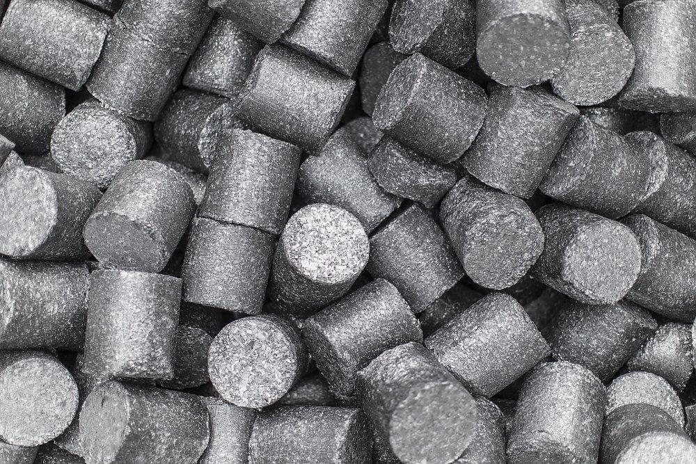 metal briquettes